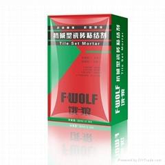 【抗碱型瓷砖粘结剂】瓷砖胶 石材胶 玻化砖粘合剂(净重20公斤)