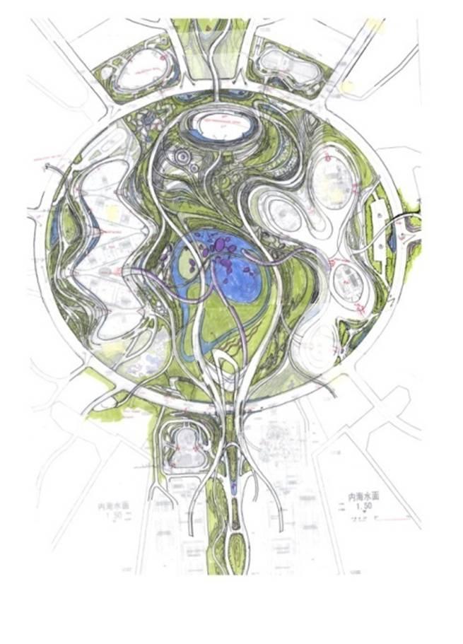 赛瑞景观设计作品集--恒大海花岛国际旅游度假区- 3