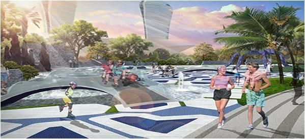 賽瑞景觀設計作品集--恆大海花島國際旅遊度假區- 5