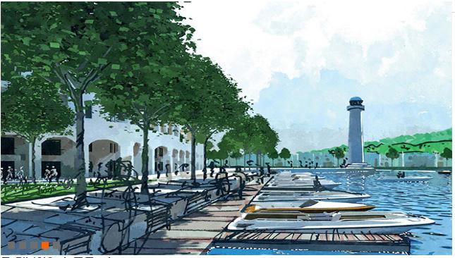 賽瑞景觀設計-生態旅遊度假區-昆明華僑城聖托里尼酒店 1