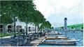 赛瑞景观设计-生态旅游度假区-