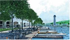 赛瑞景观设计-生态旅游度假区-昆明华侨城圣托里尼酒店