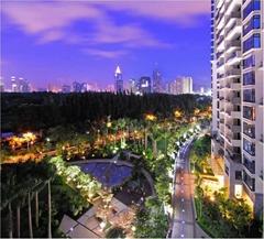 深圳赛瑞景观-高端地产景观设计--天安珑园