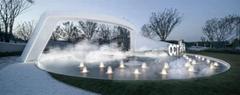 深圳賽瑞景觀設計-鄭州中原華僑城現代藝朮景觀典范