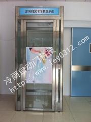ATM机柜员机ATM方形防护舱