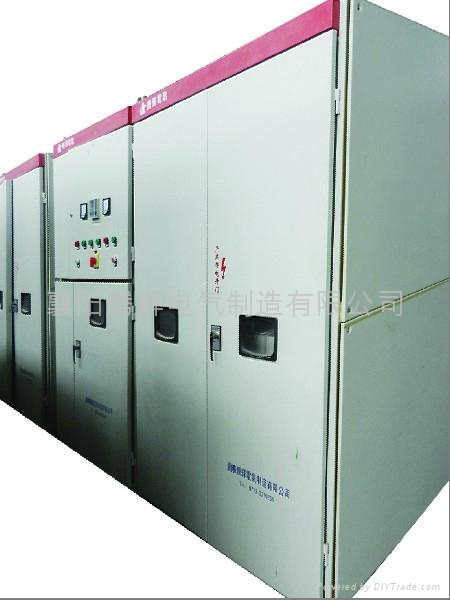 高壓鼠籠電機專用液阻櫃(礦井下專用) 1