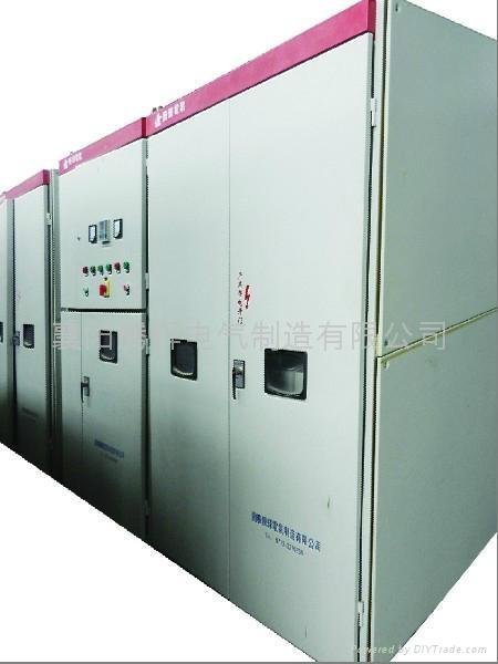 高壓鼠籠電機專用液阻櫃(礦井下專用) 2