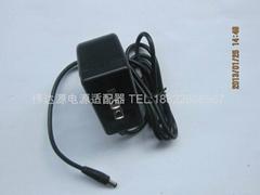 12V1.5A電源適配器