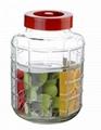 清瓶乐玻璃自酿罐
