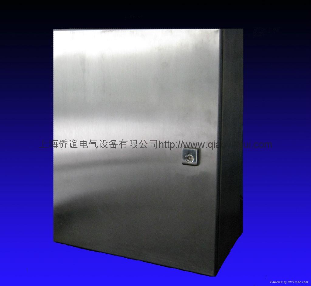 仿威圖不鏽鋼配電櫃 2
