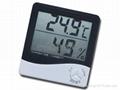 TH08 数显温湿度计