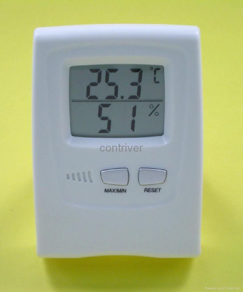 TH03 数显电子温湿度计 1