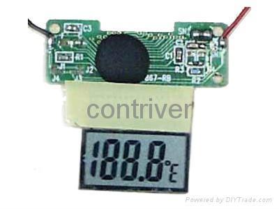 TT867 電子溫度計模  1