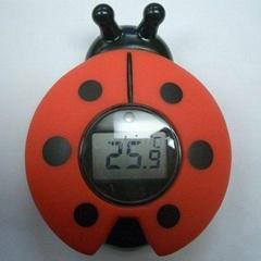 Digital bath thermometer