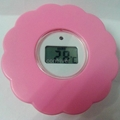Baby Bath thermometer  Floating Bath Tub Thermometer- Flower