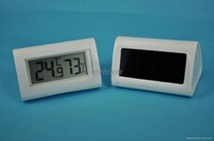 Real Solar thermometer