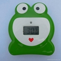 Frog digital bath thermometer 7