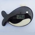 鲸鱼温度计 3