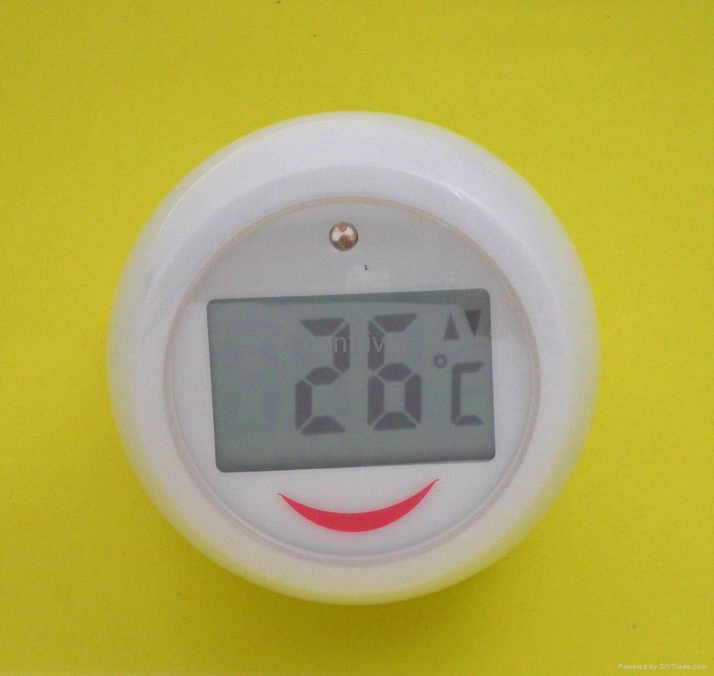浴缸温度计模块 1