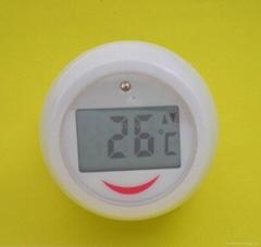 bath thermometer module
