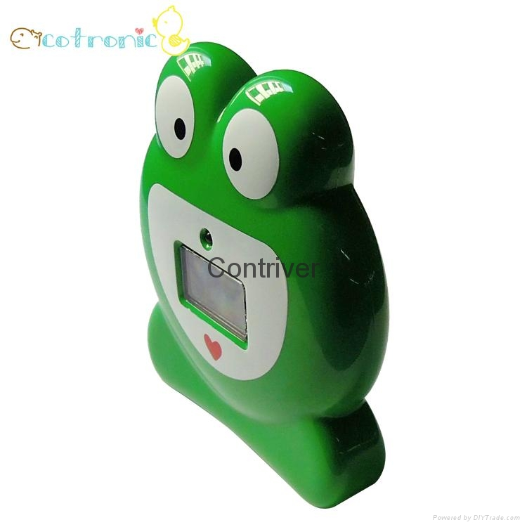 Frog digital bath thermometer 3