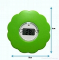 Baby Bath thermometer  Floating Bath Tub Thermometer- Flower  6