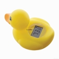 Baby Bath thermometer Floating Bath Tube Thermometer - Duck
