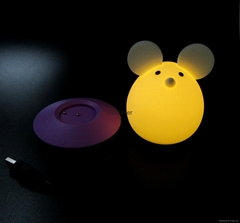 Portable Silicone nightlight (Hot Product - 2*)