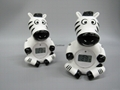 Zebra baby bath thermometer
