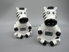 斑馬浴缸室內兩用溫度計
