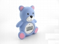 Bear baby bath thermometer