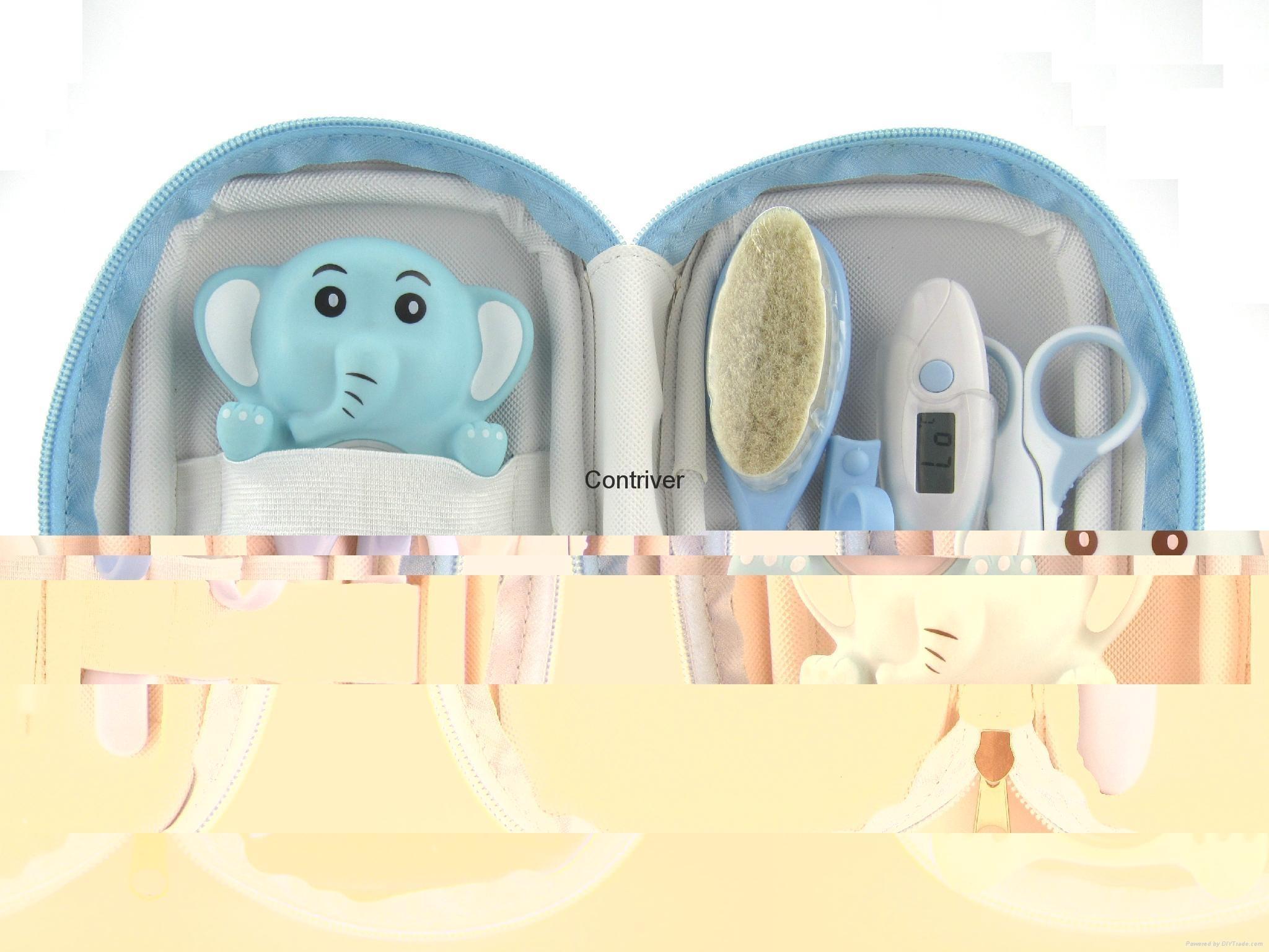 elephant baby kit set 4