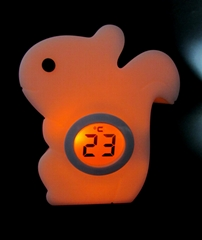 Squirrel Night light wit