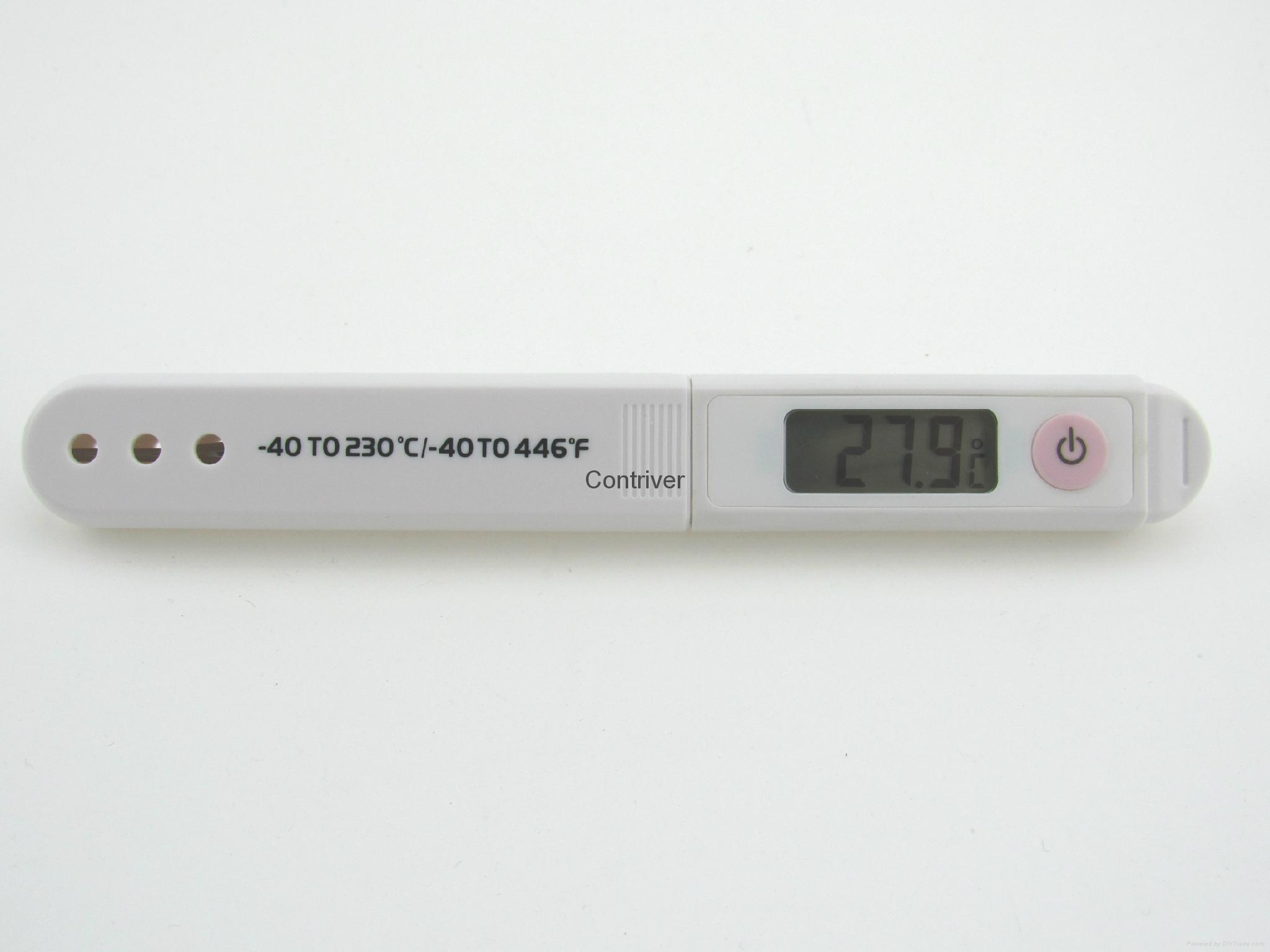 Food thermometer 3