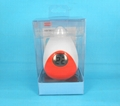 silicone night light with thermometer