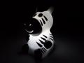 NL6 zebra baby night light