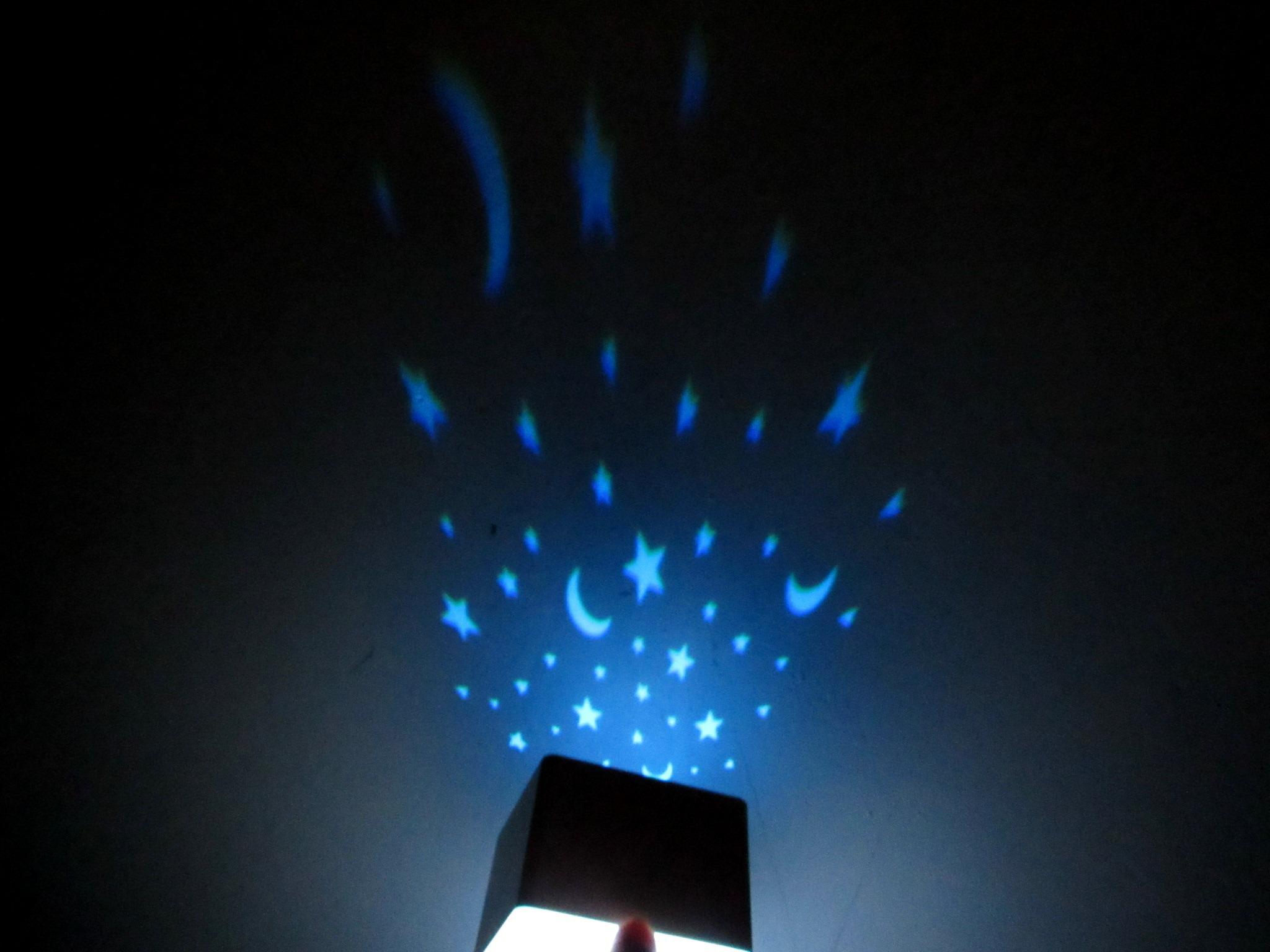 PN14 Projector nightlight 5