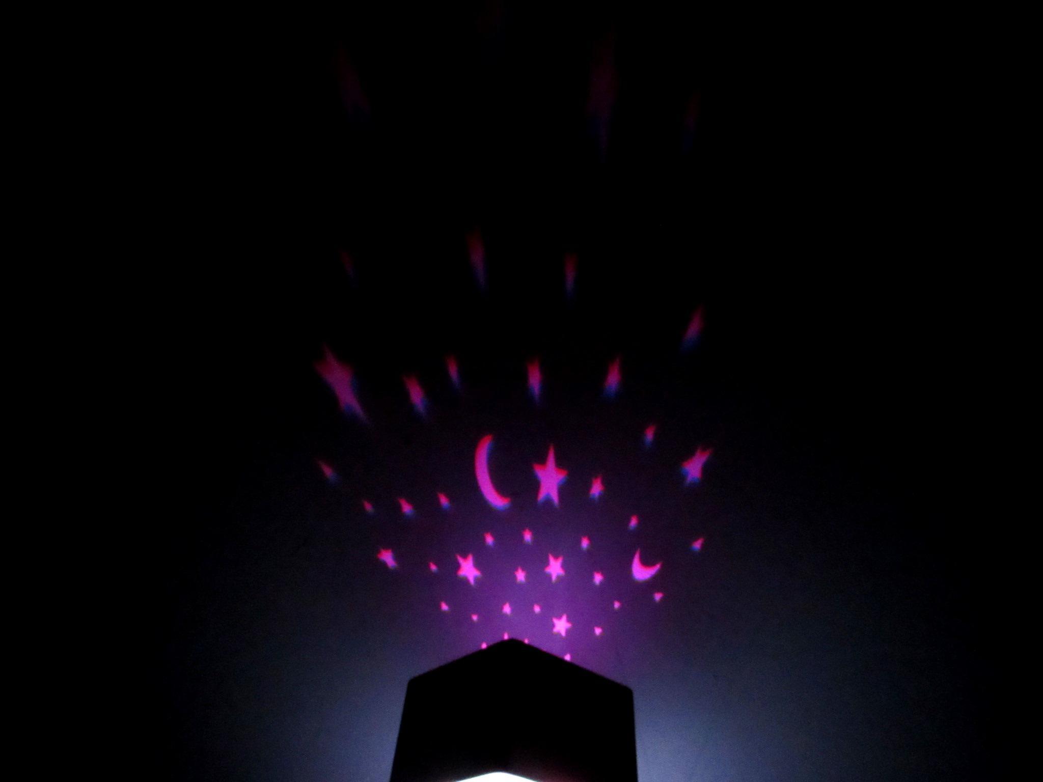 PN14 Projector nightlight 7