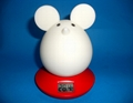 NL211 mouse silicone night light