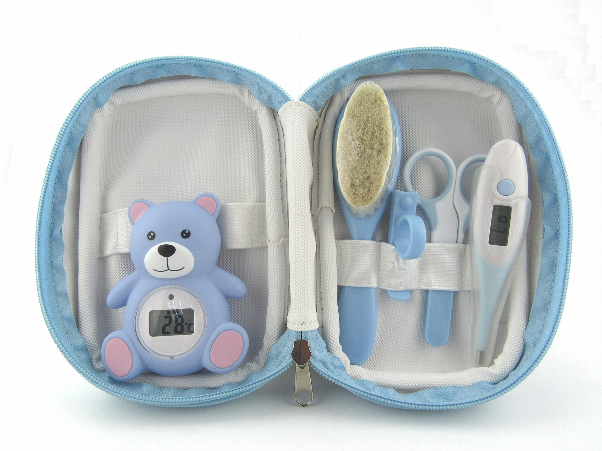 Bear baby thermometer set 1