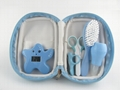Star baby thermometer grooming set