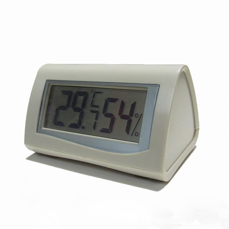 Real Solar Hygrometer thermometer 1