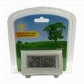 Real Solar Hygrometer thermometer