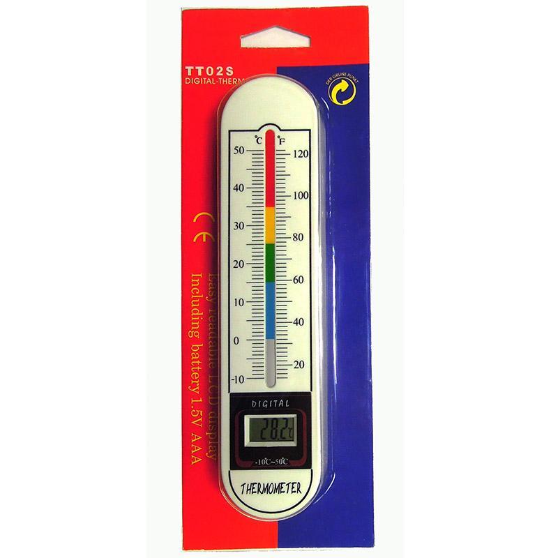 TT02 室内数显温度计 3