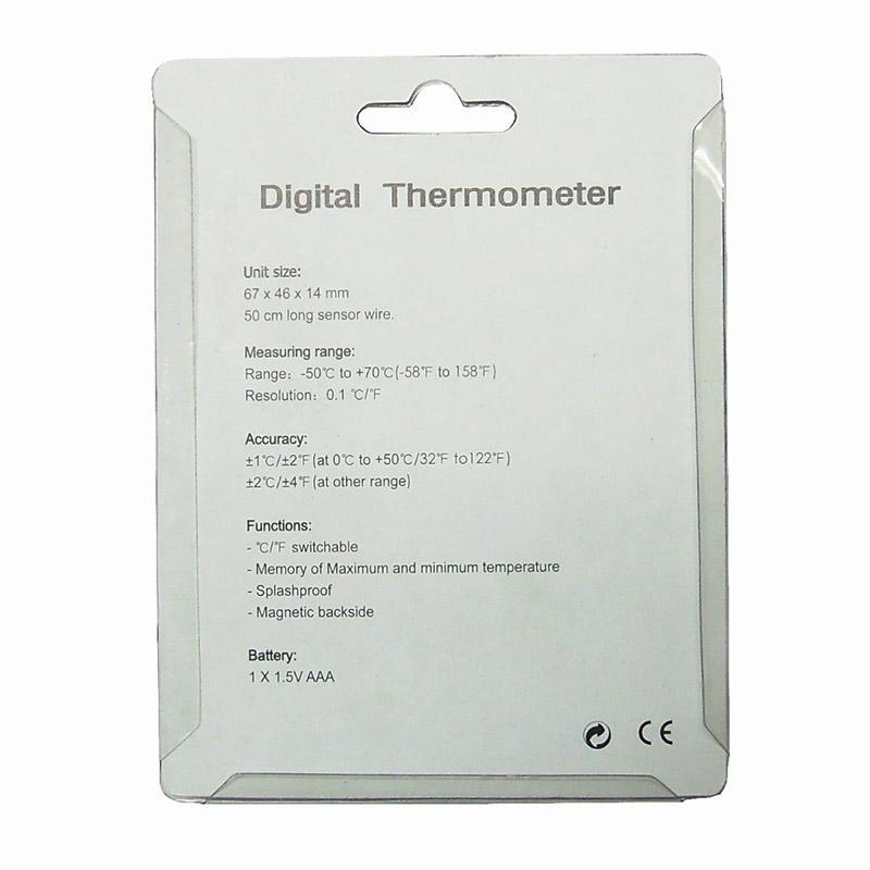 Aquarium Thermometer/ Freezer Thermometer  5