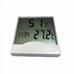 Jumbo LCD digital thermometer & Hygrometer