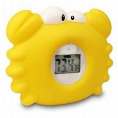 螃蟹浴缸溫度計