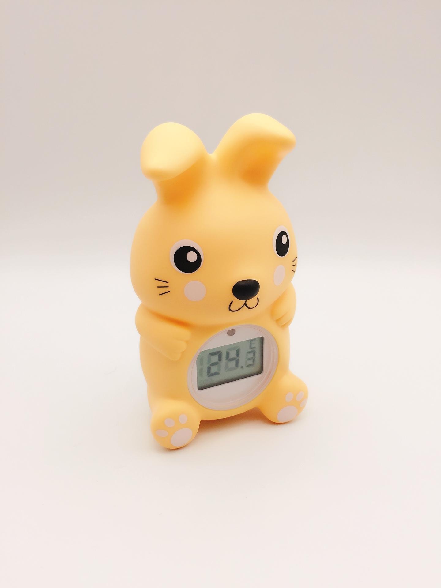 兔子浴缸室內兩用溫度計 5