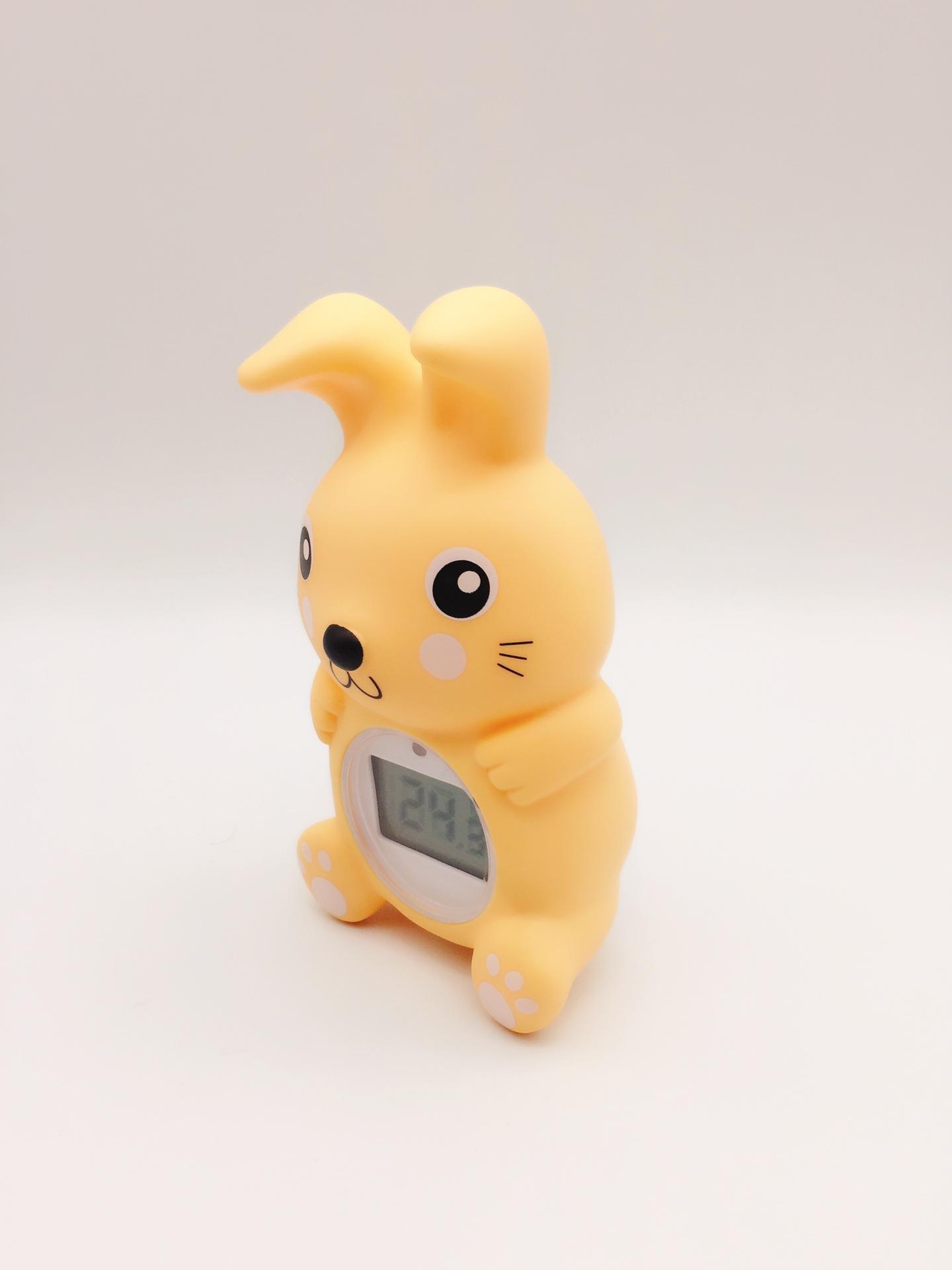 兔子浴缸室內兩用溫度計 6