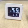 室內溫度計 帶鬧鐘 5